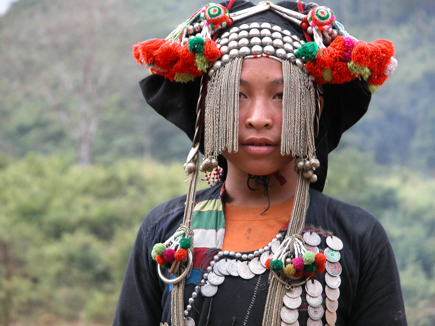 hill tribe