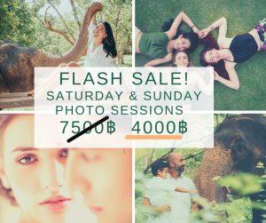 Chiang Mai photography sale