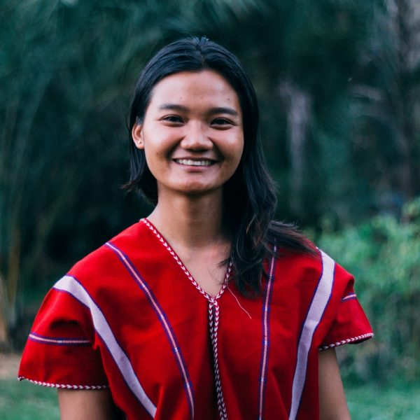 karen woman in thailand